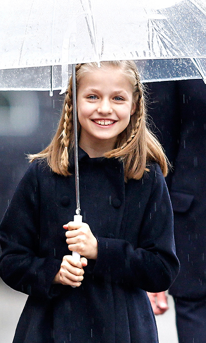 "First in line to the Spanish throne, <a href=""http://us.hellomagazine.com/tags/1/princess-leonor/""><strong>Princess Leonor</strong></a> was born on October 31, 2005 at the Ruber International Clinic in Madrid. The future queen is the first child of King Felipe VI and Queen Letizia, a former TV news anchor who married the then-Crown Prince in 2004. 