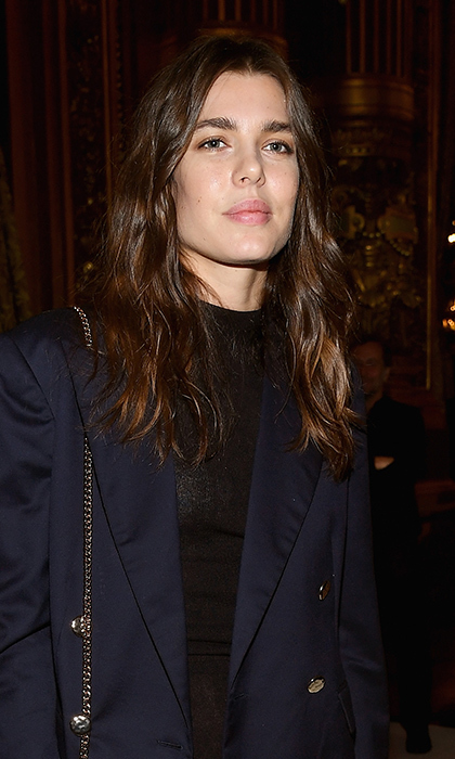 <B>CHARLOTTE CASIRAGHI</B>