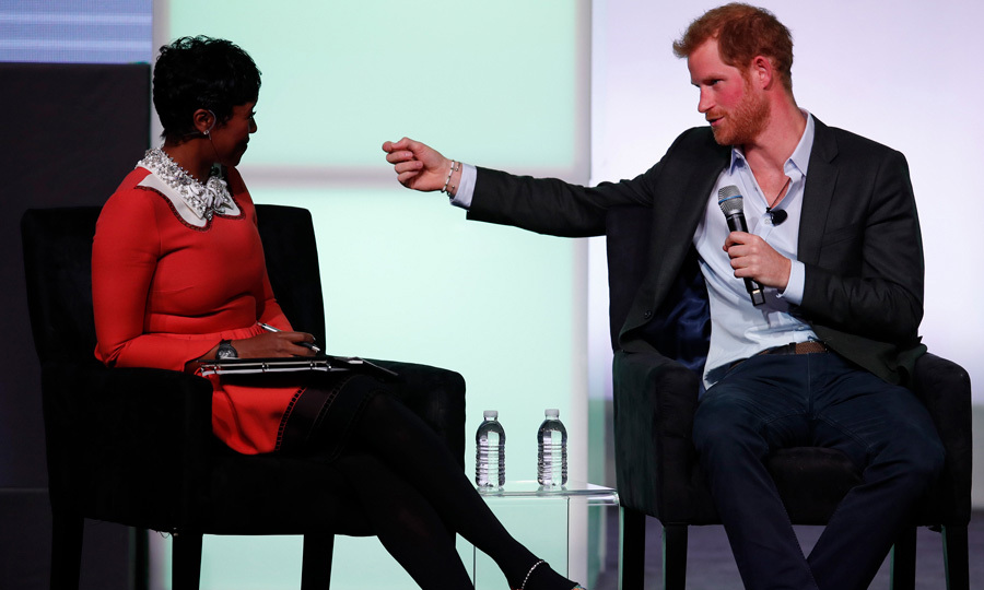 "Prince Harry traveled to Chicago to participate in the Obama Foundation Summit on Halloween. The royal opened up about the remarkable influence his mother, Princess Diana, has had on his life during the appearance. Calling her his ""ideal role model,"" the 33-year-old explained why his mother connected with so many people around the world. 