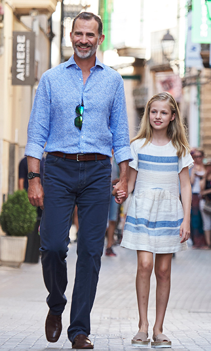 <b>KING FELIPE OF SPAIN</B>