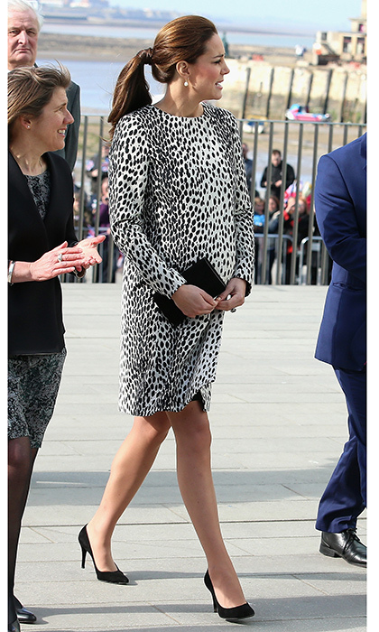 <b>Pregnant with... PRINCESS CHARLOTTE</B>