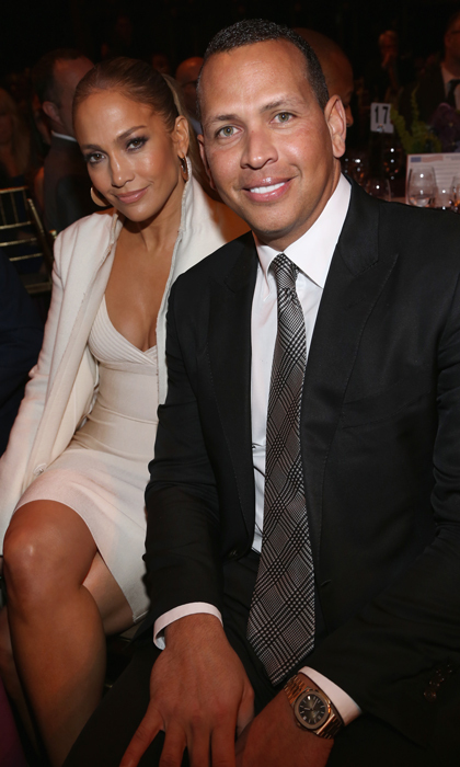 Jennifer Lopez and Alex Rogriguez stepped out for an important cause on November 6. The couple were among the guests at the Prostate Cancer Foundation dinner who listened to Jennifer Hudson perform.