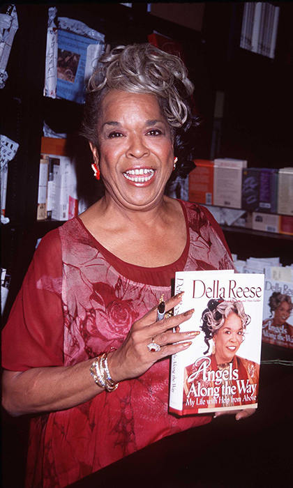 <B>Della Reese - November 19</B>