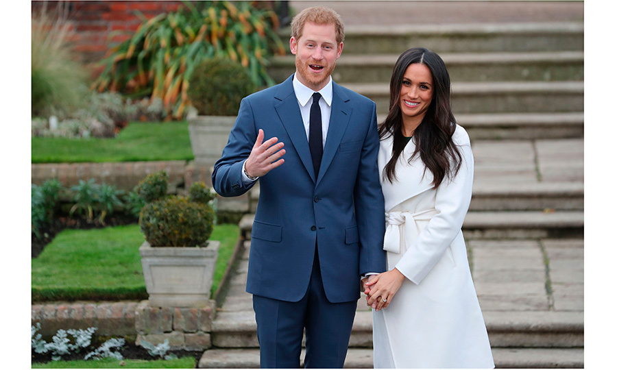Matrimonio Harry In Tv : Prince harry and meghan markle a timeline of their