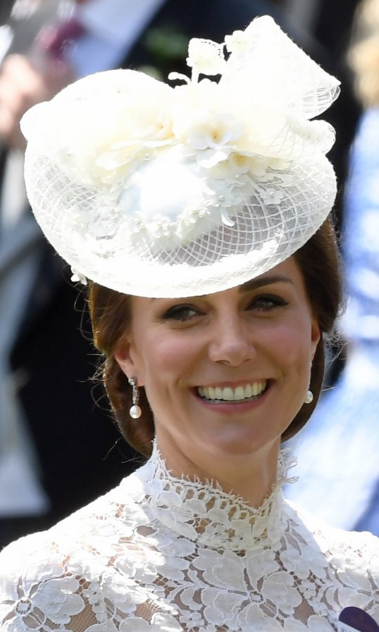 Kate Middleton Hats The Duchess Of Cambridge Wearing