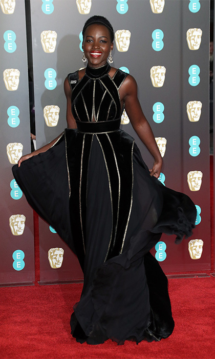 Lupita Nyong'o style: The Black Panther star's best red ...