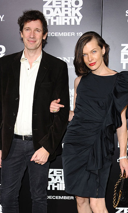 "Milla Jovovich and Paul W.S. Anderson: The Ukrainian supermodel thrilled fans when she announced that she and her third husband Paul were pregnant with their second child. Milla took to Facebook to share her news, writing, ""This was originally going to be a post to tell you how excited I am about flying to Cape Town, South Africa to begin work on Resident Evil: The Final Chapter. But… my husband Paul and I just discovered that we are expecting another baby!!!"" The pair met while working on the 2002 film Resident Evil, which Milla starred in and Paul directed. The couple welcomed their first child, baby girl Ever in 2007, and two years later they married. Milla added that her pregnancy would push back filming on the franchise. ""Between the stunt work and what will become my ever-expanding belly, we didn't think pregnancy and zombie killing are the best combo! Lol!"" she wrote."