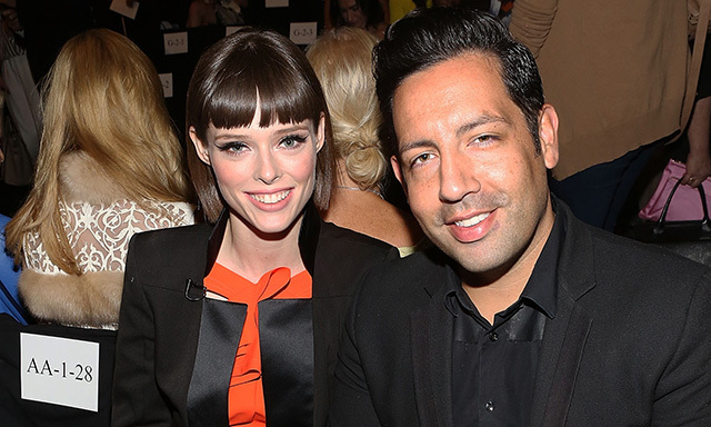 "Coco Rocha and James Conran: The supermodel has announced that she and her husband, James Conran, are expecting their first child together. The Canadian beauty revealed her happy news with an Instagram video of herself in a nude bodysuit that showed off her blossoming baby bump. ""We are absolutely thrilled and elated to announce that after four years of marriage, we are expanding our family and expecting our first child spring of 2015!"" she captioned the video."