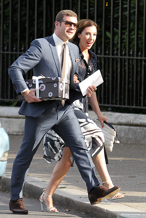 Fearne Cotton And Jesse Wood Wedding Gallery Of The S Day