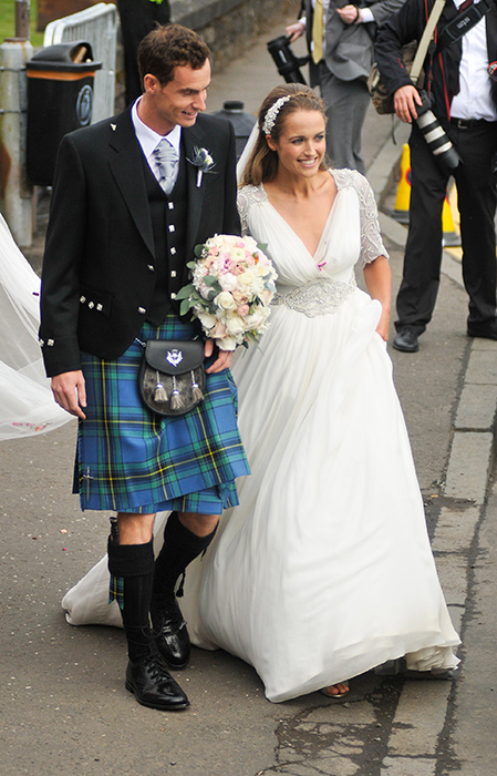 Kim Sears\' wedding dress: get the look with Jenny Packham - Photo 4