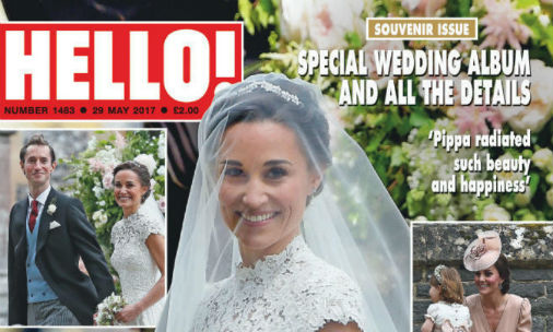 Pippa Middleton and James Matthews' wedding album and photos - HELLO! special edition