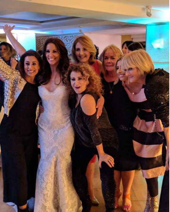 andrea-mclean-loose-women-wedding