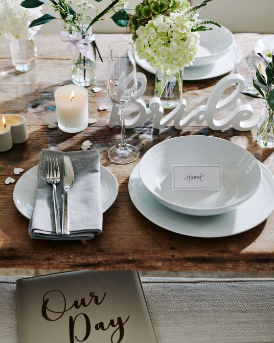 Sainsburys Home Wedding details