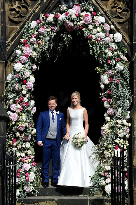 Celebrity wedding venues: see where these stars tied the ...