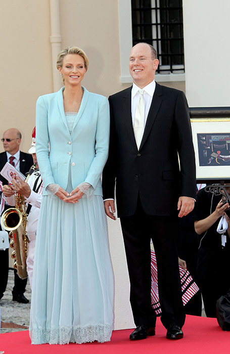 charlene-of-monaco-blue-dress