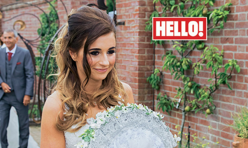 dani dyer hello wedding