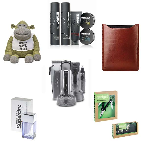 null - Christmas Gift Guide 2011: Men's Gift Ideas
