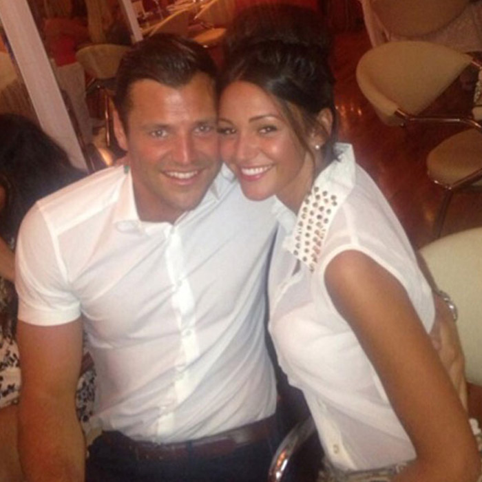 Mark Wright and Michelle Keegan's love story in pictures ...