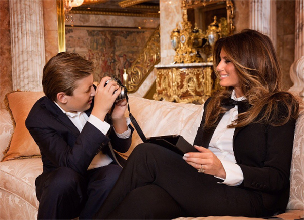 melania-trump-mothers-day