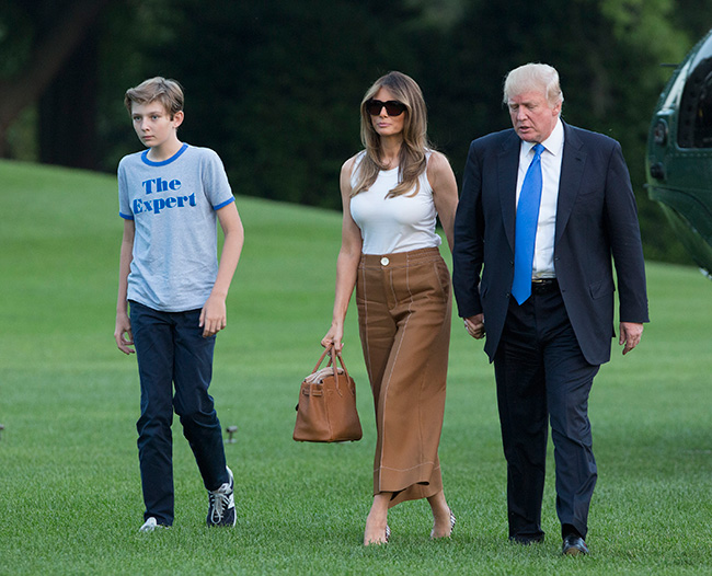 melania-trump-white-house