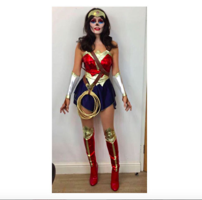 holly-willoughby-wonder-woman-costume