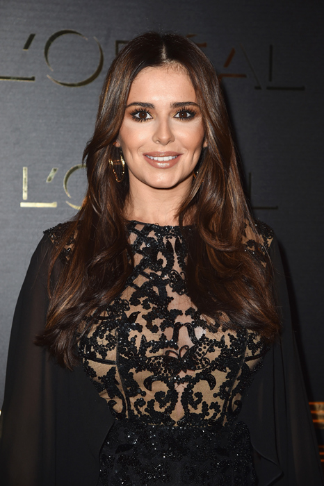 cheryl-at-loreal-party
