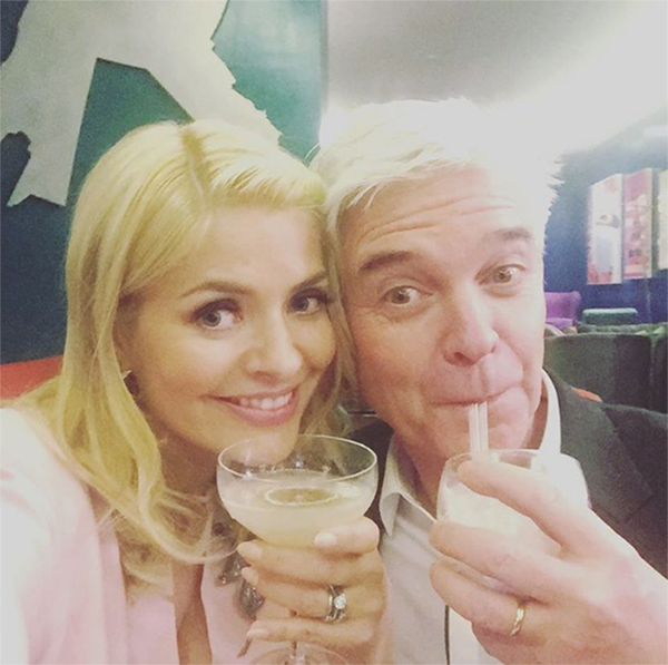 holly-and-phil-from-this-morning-drinking