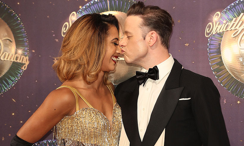 Karen and Kevin Clifton have officially split