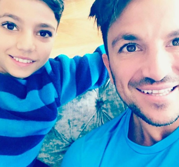 Peter-Andre-and-Junior