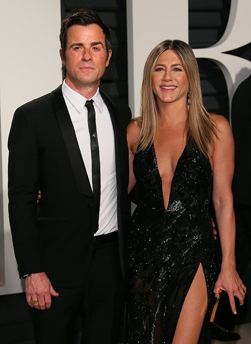 Justin Theroux jennifer aniston z