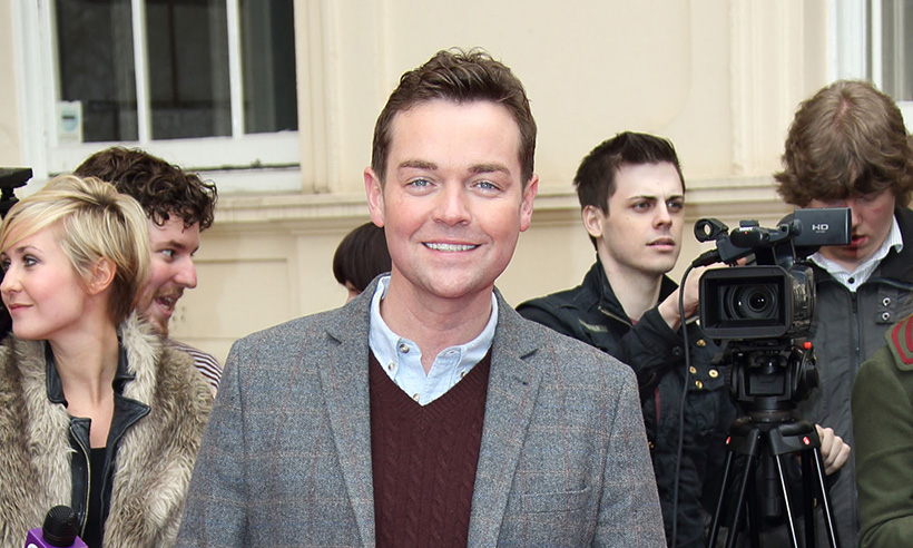 stephen mulhern britain's got talent launch