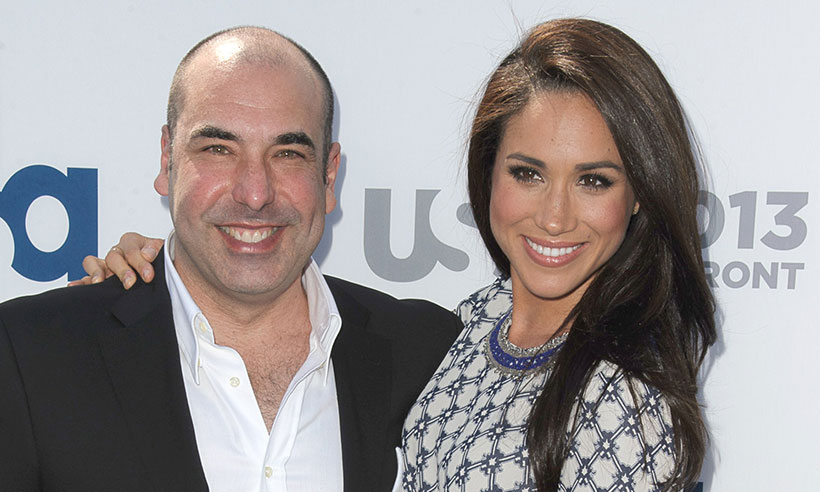 suits rick hoffman meghan markle
