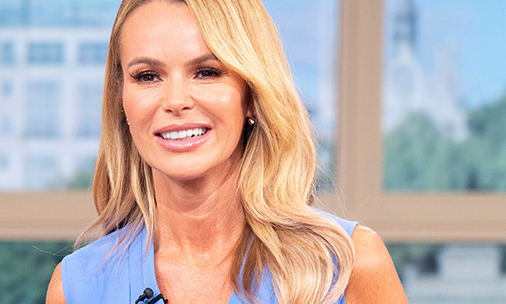Amanda Holden shares rare photo of daughters and it's hard to tell who's who