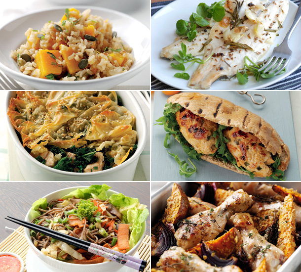 low calorie recipes diet