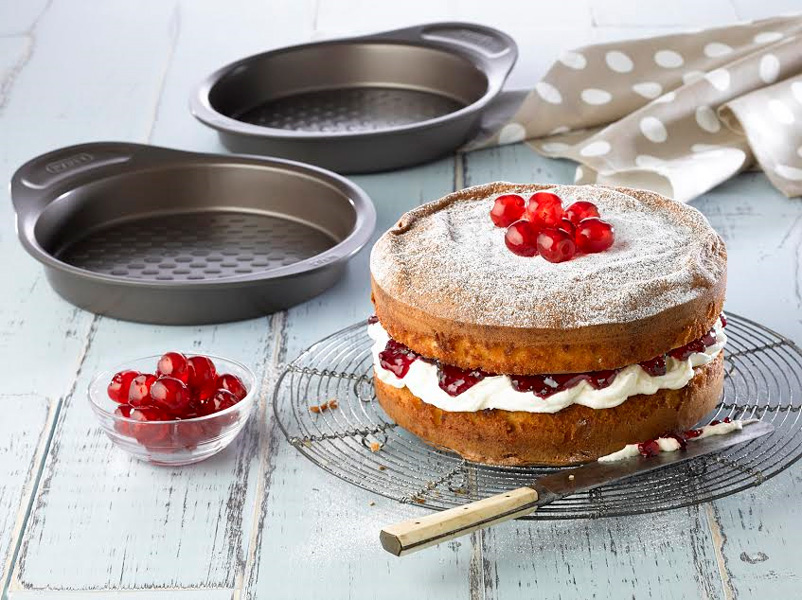 Celebrity Great Sport Relief Bake Off Recipes - British Bakers