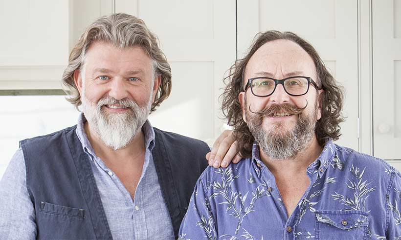 Cocktail hour: the Hairy Bikers | The Dish | The Times
