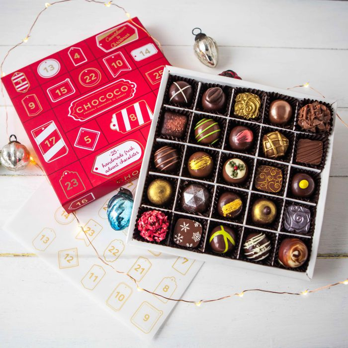 Best Luxury Chocolate Advent Calendars 2017 Photo 2