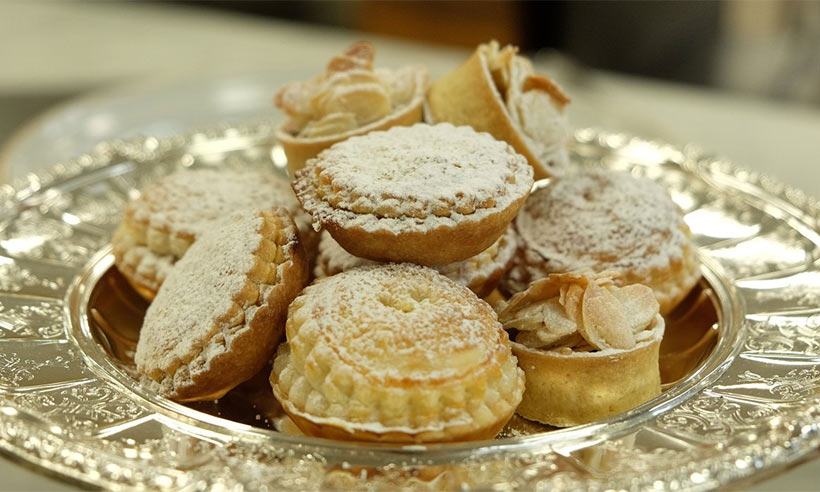 The-Queen-mince-pies