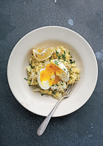 James Ramsden's kedgeree