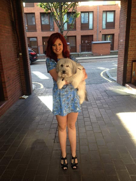 Pudsey the dog