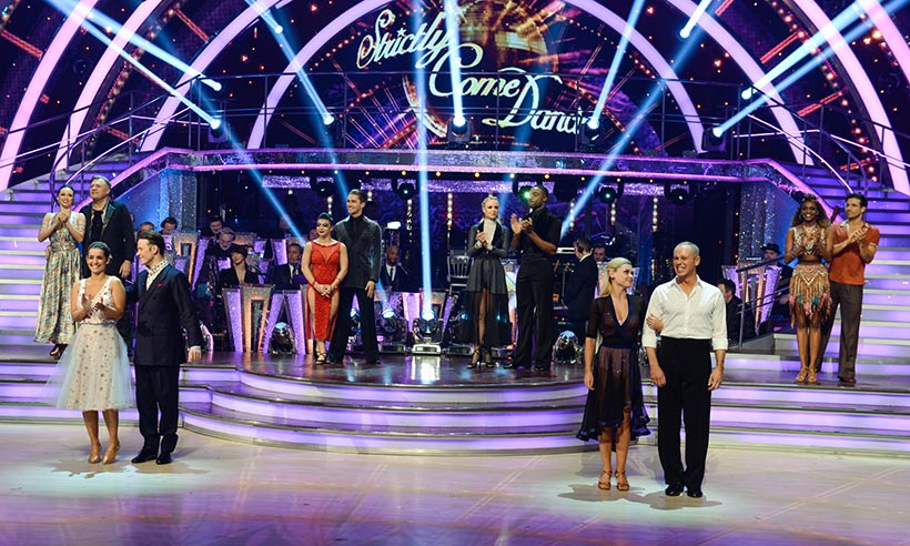 Strictly Come Dancing 2017: Ruth Langsford ... - YouTube