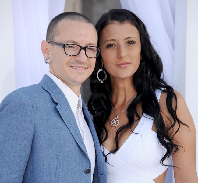 chester-bennington-and-wife-talinda