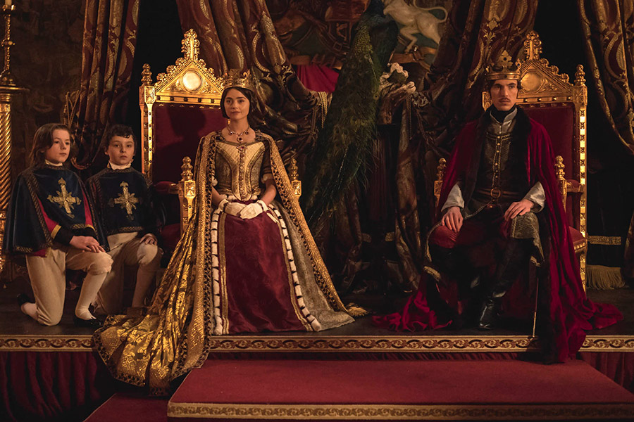 Victoria Christmas Special.Victoria Series 3 And Christmas Special New Details Photo 4