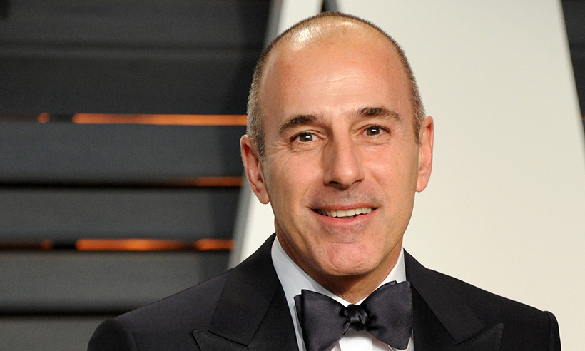 Matt lauer sacked by nbc over 39 inappropriate sexual behaviour 39 - Matt today show ...