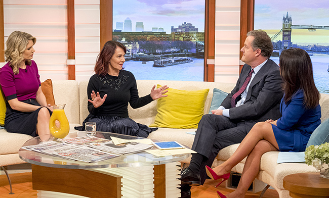 arlene-phillips-gmb-brendan-cole-strictly-exit