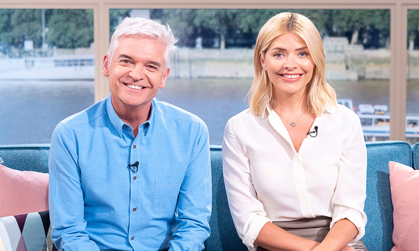 phillip schofield holly willoughby this morning april 2018