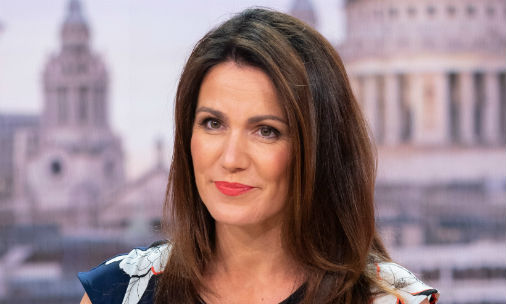Susanna Reid hits back at critics after she's told to leave GMB job