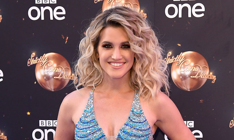 ashley roberts strictly launch