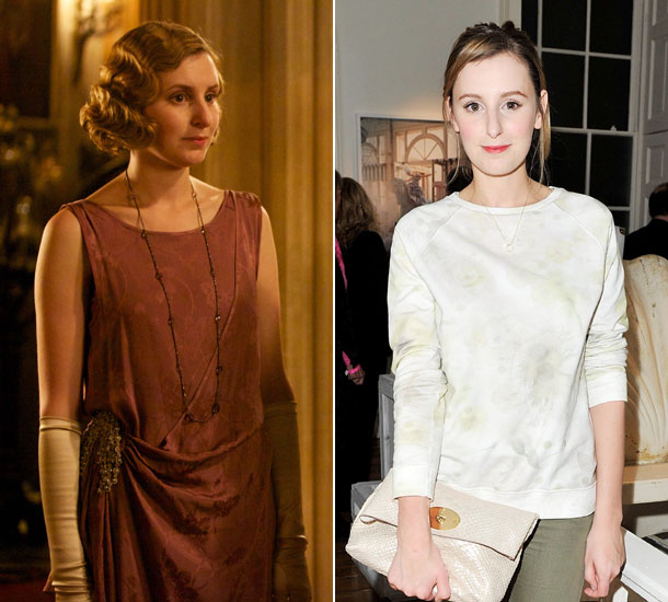 Laura Carmichael / Lady Edith