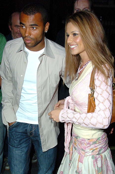 Ashley Cole Reportedly Welcomes Baby Number Two With